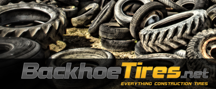 Backhoe Tires Buying Guide - Used Tires