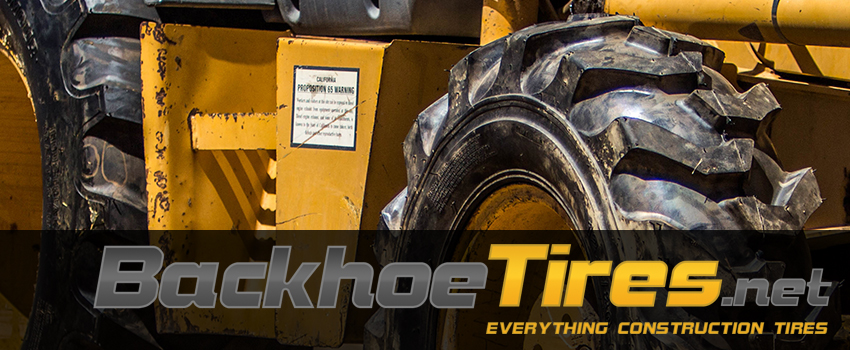 Backhoe Tires Buying Guide - New Tires