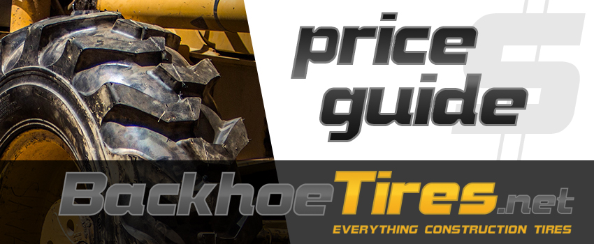 Backhoe Tires Price Guide