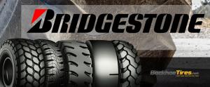 Bridgestone Heavy Equipment Tires and Tread Types